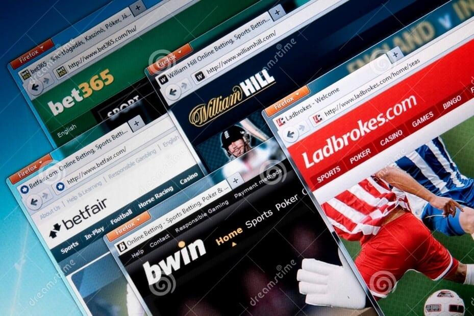 Casas de apostas online 2016