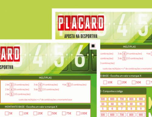 """""""Placard"""" da Santa Casa com vendas de 48 milhões de euros"""