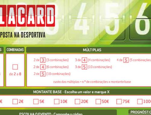 Como apostar no Placard