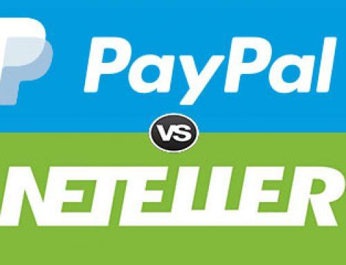 Qual a Melhor Carteira Virtual – Paypal ou Neteller?