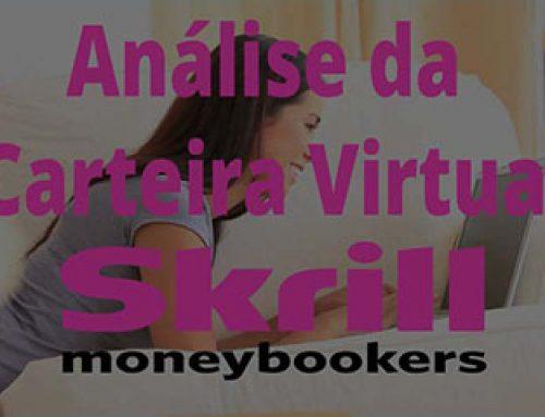 Análise da Carteira Virtual Skrill