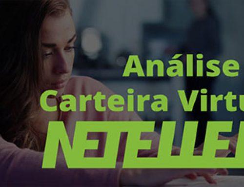 Análise da Carteira Virtual Neteller