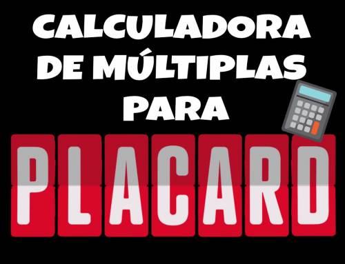 Placard – Calculadora de Múltiplas 2 de 4